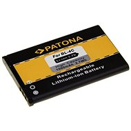 PATONA for BL-4C 1000mAh 3.7V Li-Ion - Mobile Phone Battery