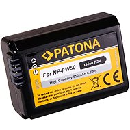PATONA for Sony NP-FW50 950mAh Li-Ion - Camera Battery