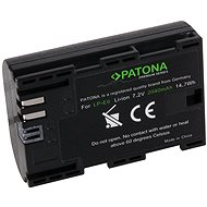 PATONA for Canon LP-E6 2000mAh Li-Ion Premium - Camera battery