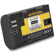 PATONA for Canon LP-E6 1300mAh Li-Ion - Camera Battery