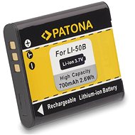 PATONA for Olympus Li-50B 700mAh Li-Ion - Camera battery