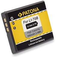 PATONA for Olympus Li-70b 650mAh Li-Ion - Camera battery