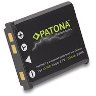 PATONA for Olympus Li-40B/Li-42B 700mAh Li-Ion Premium - Camera battery