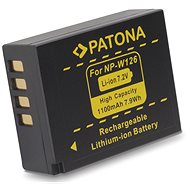 PATONA for Fuji NP-W126 1020 mAh Li-Ion - Camera battery