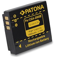 PATONA for Panasonic CGA-S005 1000mAh Li-Ion - Camera battery