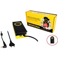 PATONA for Laptops 19V/4.74A 90W, 5.5x3mm connector + USB output - Adapter