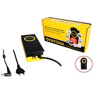 PATONA for laptops/20V/4.7A 90W/ connector 7.9x5.5mm + PIN/+ USB output - Adapter