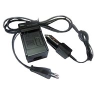 PATONA Photo 2-in-1 JVC VF707, BN-VF714 - Battery Charger