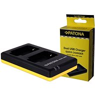 PATONA Photo Dual Quick Nikon EN-EL19 - Charger