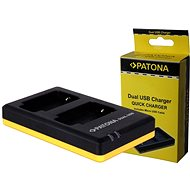 PATONA Photo Dual Quick Sony NP-BX1 - Charger