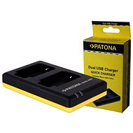 PATONA for Canon NB-6L - Battery Charger