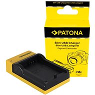 PATONA Photo Canon LP-E5 Slim, USB - Battery Charger