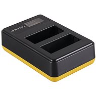 PATONA Photo Dual LCD Fuji NP-W126, USB - Battery Charger