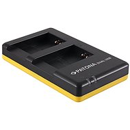 PATONA Dual Quick for Canon LP-E8 USB - Battery Charger