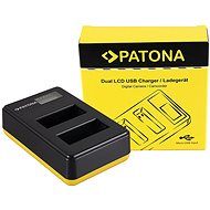 PATONA Battery Charger for Photo Dual LCD Canon LP-E17, USB - Battery Charger