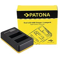 PATONA for Photo Dual LCD Canon LP-E8, USB - Battery Charger