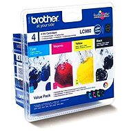 Brother LC-980 Value Pack - Cartridge