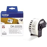 Brother DK 22225 - Paper Label