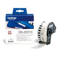 Brother DK 22210 - Paper Labels