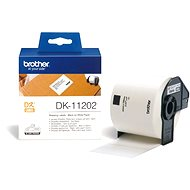Brother DK 11202 - Paper Label