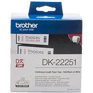 Brother DK 22251 - Paper Label