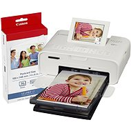 Canon SELPHY CP1300 White + Papers KP-36