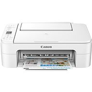 Canon PIXMA TS3351 white - Inkjet Printer