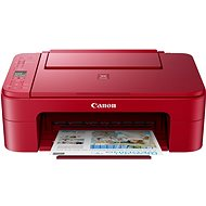 Canon PIXMA TS3352 red - Inkjet Printer