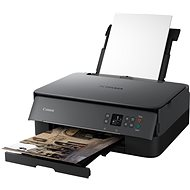 Canon PIXMA TS5350 Black - Inkjet Printer