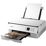 Canon PIXMA TS5351 white - Inkjet Printer