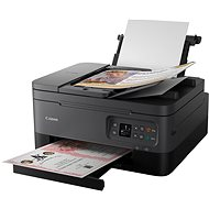 Canon PIXMA TS7450 Black - Inkjet Printer