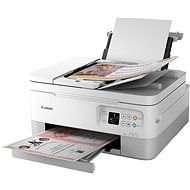 Canon PIXMA TS7451 white - Inkjet Printer