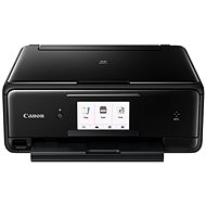 Canon PIXMA TS8050 Black - Inkjet Printer