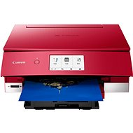 Canon PIXMA TS8352 red - Inkjet Printer