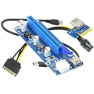 ANPIX ver009s Adapter PCIe x1 to PCIe x16 (PCIe riser) - Adapter
