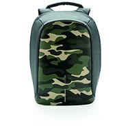 """XD Design Bobby anti-theft backpack 14"""", camouflage green - Laptop Backpack"""