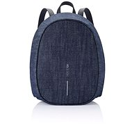 XD Design Women's Safety backpack, Bobby Elle, Jeans - Laptop Backpack