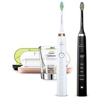 Philips Sonicare DiamondClean Black & Rosegold HX9392/39 - Electric Toothbrush