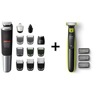 Philips DuoPack MG5740/15 + OneBlade QP2520/20 - Trimming Set