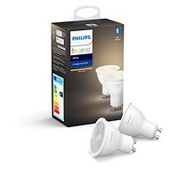 Philips Hue White 5W GU10 set 2pcs - LED Bulb