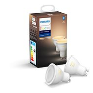 Philips Hue White Ambiance 5.5W GU10 Set, 2pcs - LED bulb