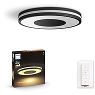 Philips Hue White Ambiance Being Hue ceiling lamp black 1x27W 24V - Ceiling Light