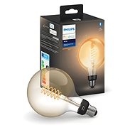 Philips Hue White Filament 7W E27 G125 - LED Bulb