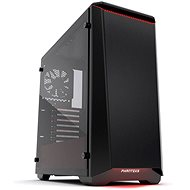 Phanteks Eclipse P400S Tempered black-red - PC Case
