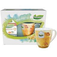 Pickwick AUTUMN Gift Package of Health Teas with a Cup - Tea