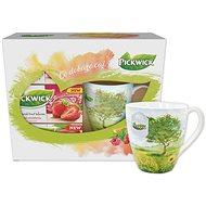 Pickwick SUMMER Gift Box of Fruit Teas with a Cup - Tea