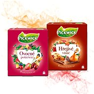 Pickwick Gift Box Mixbox Duopack (Fruit and Warm Temptation) - Tea