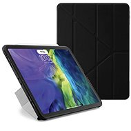 """Pipetto Origami Case for Apple iPad Air 10.9"""" (2020) - Black - Tablet Case"""