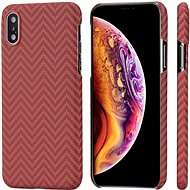 Pitaka Aramid Case Red/Orange iPhone XS/X