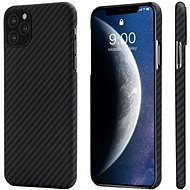 Pitaka Aramid Case Black/Grey iPhone 11 Pro - Mobile Case